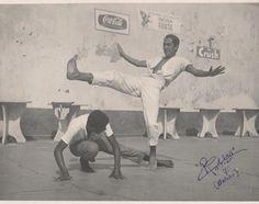 Mestre Itapoan, 50 anos de pura capoeira | ITAPUÃCITY