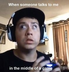 Hard to be a gamer