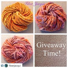 #Repost @fiberjacqui with @repostapp. #fiberjacquigiveaway  It's giveaway time!!!! Yay! Thanks to everyone for following me 500 is amazing! I'm ready to give out 2 prizes as a special thanks to 2 winners.  How to enter: (If you're not already a follower please do so!) 1) Like this post (one entry) 2) Comment on this post (one entry) 3) SHARE this post (worth 3 entries!) with the tag #FiberJacquiGiveaway 4) TAG anyone who might be interested (each tag is an entry) Do one do all it's up to…