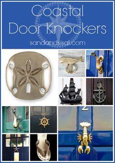 Coastal Door Knockers