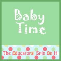 We believe learning starts from the very beginning as Early Childhood Educators and experienced Moms.  We share activities and resources for families in our Baby Time for you to enjoy with your babies and toddlers.  Tips about Organizing Play Dates, Stay At Home Parenting and Parenting on the Go with Siblings too!