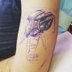 Good bye tribal!!  #tattoo #tattoodesigns #ink #tats