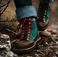 Topo Designs X Danner Ridge Boots Hiking Gear, Hiking Shoes, Hiking Boots Women, Leather Hiking Boots, Men Hiking, Repetto, Outdoor Fashion, Outdoor Clothing, Winter Boots
