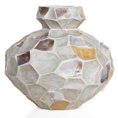 mosaic vase $129.95