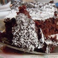 Grandma's Eggless, Butterless, Milkless Cake - Allrecipes.com