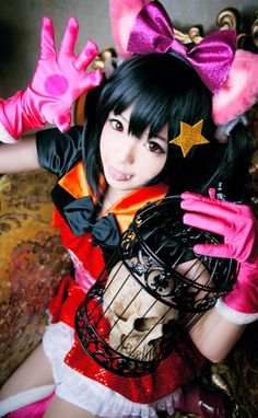 Misa(Misa*米砂) Yazawa Nico Cosplay Photo - WorldCosplay