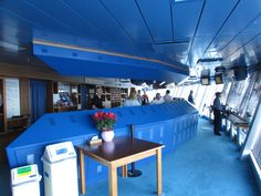 Tour of the bridge on the Ruby Princess #cruise ship.