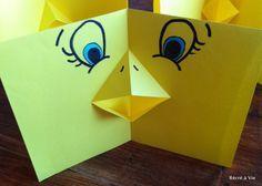 Une activité facile et ludique à faire avec des enfants ! FICHE TECHNIQUE…