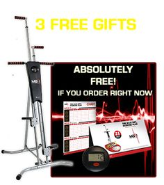 MaxiClimber exercise machines provide a full-body, vertical climber experience in one home workout machine. Exercise Machines For Home, Workout Machines, Getting Back In Shape, Climbers, Full Body, At Home Workouts, Fitness, Home Workouts, Home Fitness