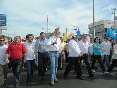 "Registra ""Unidos ganas tú"" a sus candidatos para Mazatlán"