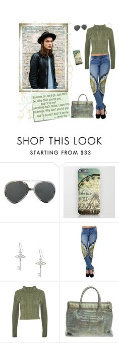 """~ James Bay ~ Let It Go ~"" by stylistic-1 ❤ liked on Polyvore featuring Post-It, WearAll, Nancy Gonzalez and David Yurman"