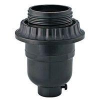 Phenolic Medium Base Light Socket - Keyless - 1/8 IPS - PLT 40-3879-99