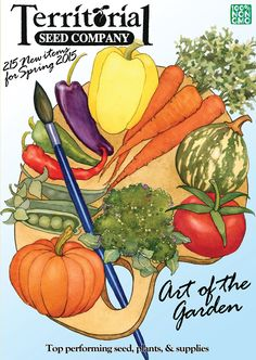 Fedco seeds organic heirloom seeds promo code or discount coupon our 2015 spring catalog cover all new items available online now http fandeluxe Images