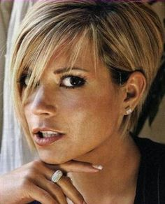 victoria beckham short hair cuts - Google Search