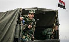 ☑ СМИ обнаружили еще две российские военные базы в Сирии ⤵ ...Читать далее ☛ http://afinpresse.ru/policy/smi-obnaruzhili-eshhe-dve-rossijskie-voennye-bazy-v-sirii.html