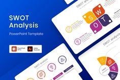 SWOT analysis is an impressive chart template to identify strengths, weaknesses, opportunities, and threats related to business competition or project planning concepts through shape diagrams. 49 Unique slides designed by professionals that you can easily edit and fill out with your personal content, All objects are vectors objects, and they are fully editable, all icons used are smart object and vector Swot Analysis, Slide Design, All Icon, Powerpoint Presentation Templates, Vectors, Competition, Fill, Objects, Chart