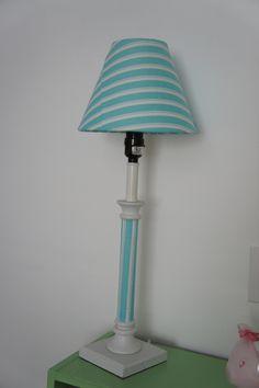 custom lamp shade diy