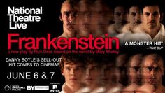 Danny Boyle's Frankenstein Returning to American Movie Screens for Two Nights Only in June