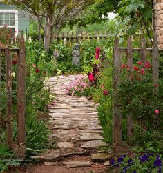 Welcome to the Garden by Happy Photographer, via Flickr