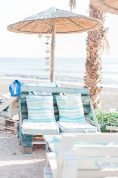 Cyprus Beach Wedding Inspiration | Fly Away Bride