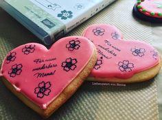Stampin'Up  Stempeln auf Keks Liebenswert von Nenna