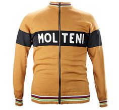 Vintage-style winter cycling tops by Magliamo Cycling Wear b516a4574