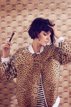 Santucci & Co. — Gemma Booth — Fashion