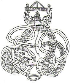 The Midgard Serpent - Midgårdsormen