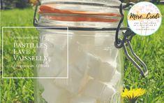 Idéal Zéro Déchet : Pastilles Lave Vaisselle Lava, Soap, Homemade, How To Make, Diy Beauté, Composition, Couture, Simple, Diy Tableware