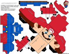 15 Cubeecraft Paper Toy Models You Will Want To Make! (thicker paper is recommended)