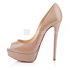 women's sexy high heels Peep Toe Pumps Party Shoes 2016 - $40.49