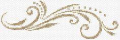76 x 43 stitches 3 colors Cross Stitch Boarders, Cross Stitch Bookmarks, Cross Stitch Designs, Cross Stitching, Cross Stitch Patterns, Ribbon Embroidery, Embroidery Kits, Cross Stitch Embroidery, Embroidery Designs