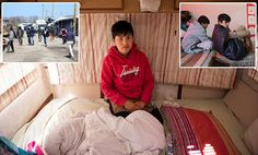 Almanzoor Newspaper - Taunsa Shareef: Plight of the child refugees: Zyrat is 12. He's an...