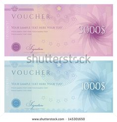 Present Voucher Template Christmas Gift Card Voucher Template With Traditional Background .
