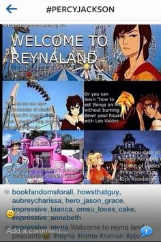 Welcome to Reynaland. I wonder about this fandom<<> I've decided to not ask and just roll with it.