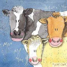 'Cows' by Alex Clark (ac74)