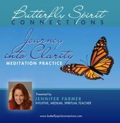 Jennifer's self guided meditations are Awesome!!