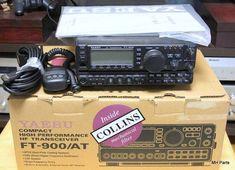 """Sale!!!! YAESU FT-900 HF ALL MODE Radio Used + Collins Filter + Separate Cable FREE SHIPPING  Buy / Comprarlo en  MH Parts and Facebook: us/ 630 Free Shipping  eBAY Price us/650 Free Shipping : https://www.ebay.com/itm/382500283447  Mercadolibre Correo Gratis: $2.000.000  Write Us / Escribanos """"MH Parts always thinking in our Ham Radio stations"""" """"MH Parts siempre pensando en nuestros Radioaficionados"""" #electronic #radio #hamradio #icom #yaesu #kenwood #swap #radioaficionados #radioaficionado…"""