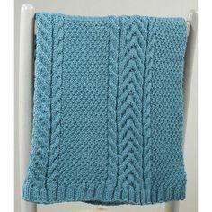Check out Valley Yarns 631 Martius Baby Blanket at WEBS   Yarn.com.