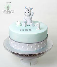 Hippo kakku