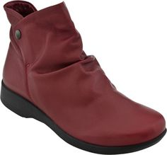 Arcopedico N42 in Cherry from PlanetShoes.com