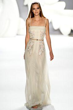 Carolina Herrera Spring 2013 RTW - Review - Fashion Week - Runway, Fashion Shows and Collections - Vogue - Vogue