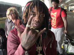 Migos Rapper Offset -- Arrested in Atlanta ... Gotta Pay Your Tickets, Bro! (VIDEO)