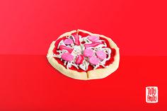 Pizza pâte à modeler / modeling dough Tutti Fruti Bojeux