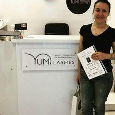 yumi lashes sertifikası alındı 🍀