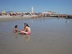 Ocean City New Jersey by sokref1, via Flickr