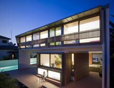Modern house plans designs casa by Piza Duch
