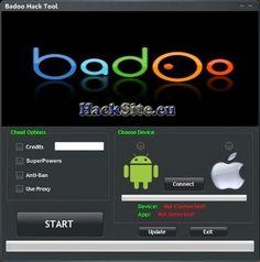 Badoo-Credit hack tool