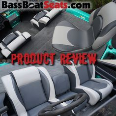 BassBoatSeats.com - Product Review - AnglingAuthority.com