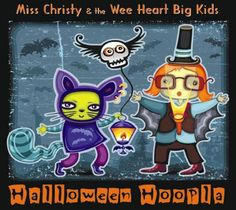 This CD is a fun, spine-tickling compilation of some not-so-spooky, kid-friendly songs, stories, chants and jokes that we've used over the years during our own Halloween classes.  Some of the songs included are Halloween is Fun (Shortn'in Bread), On Halloween (Down By the Bay), Going Trick or Treat (Three Blind Mice),When the Ghosts Come Out on Halloween(Johnny Comes Marching Home), The Hookey Spookey (The Hokey Pokey), Jack-O-Lantern (My Clementine) and plenty more!